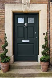 Image Dark image Studio Green By Farrow Ball Good Housekeeping What Colour Should You Paint Your Front Door