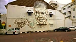 ipoh wall art mural uncle coffee on mural wall art ipoh with 15 alpha alam 7 ipoh wall art murals by ernest zacharevic