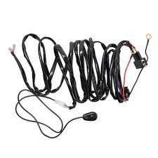 2m wiring harness kit on off switch relay for 72 300w led work light