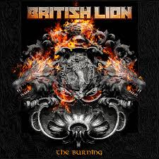 <b>British Lion - The</b> Burning - mxdwn Music