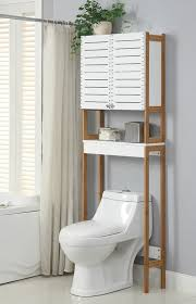 bathroom over the toilet storage ideas. Over The Toilet Shelving Unit Oia Rendition 2362 W X 7025 H Storage Bathroom Ideas
