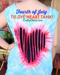 tie dye heart shirt by craftychica com