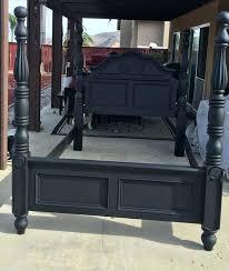 Antique Black Bedroom Furniture New Decorating