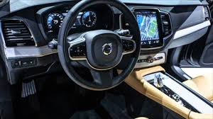 volvo xc90 interior 2016. volvo xc90 2016 car specifications and features interior xc90 t
