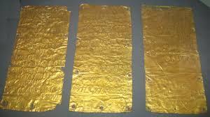 pyrgi gold tablets