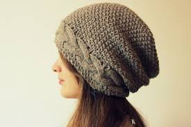 Free Knitted Hat Patterns On Circular Needles Inspiration Slouchy Hat Knitting Patterns In The Loop Knitting