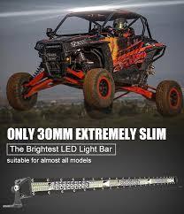 <b>CO LIGHT</b> 10D 10 20 30 inch 52W 104W 156W LED Work <b>Light</b> Bar ...