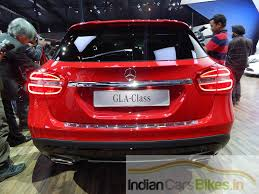 new car launches october 2014 indiaIndia MercedesBenz GLA Launch In October  Indian Cars Bikes