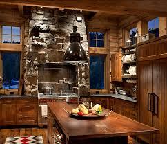 Rustic Ski Lodge  Home Bunch U2013 Interior Design IdeasRustic Looking Homes