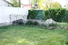 garden fence lowes.  Lowes Rabbit Fencing Lowes Sweet Looking Garden Lovely Decoration A Fence  Create Panels Step 3 Wire In Garden Fence Lowes