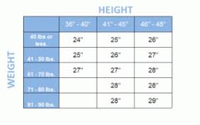 Weight Of Baseball Bat Chart Selecting The Right Baseball Bats For Kids 4 Tips To Win With