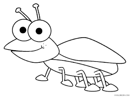 Small Picture Printable Bug Coloring Pages For Kids Cool2bKids bug coloring