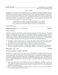 Pmp Resume Examples – Resume Letter Collection