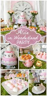 Alice In Wonderland Decoration 17 Best Images About Alice In Wonderland Tea Party Ideas On