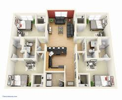 3 bedroom small house plans 3d new modern house plans plan 3d small luxury home designs