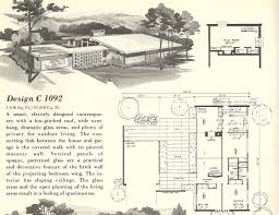 mid century house plans. Simple Century Mid Century Modern House Plans  Vintage 1960s Spanish Style  And  With Pinterest