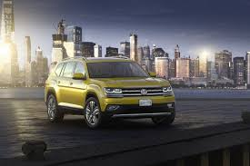 volkswagen unveils new 2018 atlas. exellent atlas volkswagen atlas and volkswagen unveils new 2018 atlas