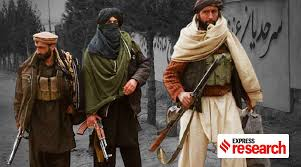 The taliban or taleban ( ), who refer to themselves as the islamic emirate of afghanistan (iea), is a deobandi islamist movement and military organization in afghanistan, currently waging war (an insurgency, or jihad) within the country. Who Are The Taliban Part 2 Will There Be Changes On The Ground Research News The Indian Express