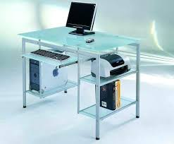 glass top computer desk news glass top computer desk on computer desk with tempered glass top glass top computer desk