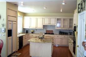 white painted oak kitchen cabinets. Painting Oak Kitchen Cabinets White Before And After Paint Wood . Painted A