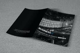 Blank Fold Brochure Templates Free Vector Printable Blank Brochure ...