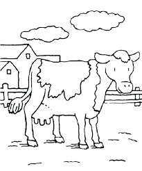 Free Farm Animal Printables Printable Farm Coloring Pages Printable