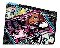 advent calander monster high advent calendar markwins beauty uk