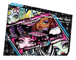 Monster High Advent Calendar Markwins Beauty Uk