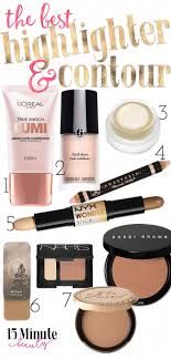 the best highlighting and contouring makeup bestmakeups