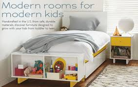Modern Kids Furniture at Room and Board Coquette Maman