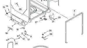 kitchenaid dishwasher parts. lg dishwasher ldf7551st parts list kitchenaid inside diagram plan