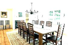 square rug under round table common dining table sizes area rug for square dining table under