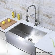 30 apron sink. Exellent Sink Decor Star F001Z 30 Inch X 21 Farmhouse Apron Single Bowl In Sink