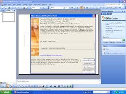 Office 2003 Microsoft Office Powerpoint 2003 Lowe Family