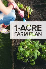 How Big A Backyard Would You Need To Live Off The Land  Acre Backyard Farming On An Acre