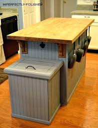 Kitchen Trash Can Ideas Interesting Design