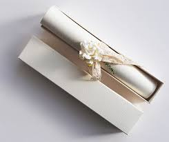 Scroll Wedding Invite Make Your Own Vintage Style Scroll Wedding Invitations The English