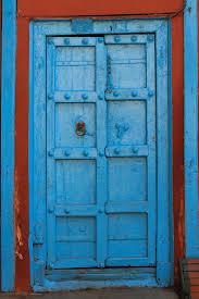 Old Doors Textures Blue Old Door The Doors Pinterest Doors