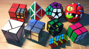 2×2 Rubik's Cube Patterns