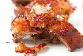 easy fall off the bone oven baked ribs