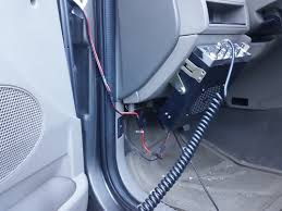 questions about wiring in a cb radio bladeforums com  How To Wire A Cb Radio Into A Fuse Box #26