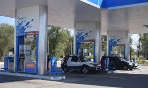 Гемба или день работы на АЗС Газпромнефть  Немного о компании