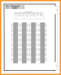 Banquet Seating Layout 9 10 Office Seating Chart Template Aikenexplorer Com