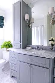 gray bathroom vanity. Gray Vanity Bathroom With Marble Home Depot .