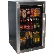 glass door fridge bar fridges australia feature glass door beer fridge and under