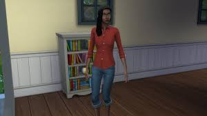 I made Claudette from Dead by Daylight in The Sims 4 - Album on Imgur