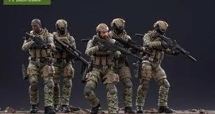 Us Army Cavalry Joy Toy 1 18 Scale U S Army Calvary Regiment Revealed