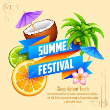 夏祭りポスター デザイン ストックベクター Vectomart 109487972