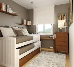 Small Bedroom Design Two Beds