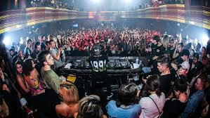 Webster Hall New York Seating Chart Webster Hall End Of An Era Inside Its Last Days As An